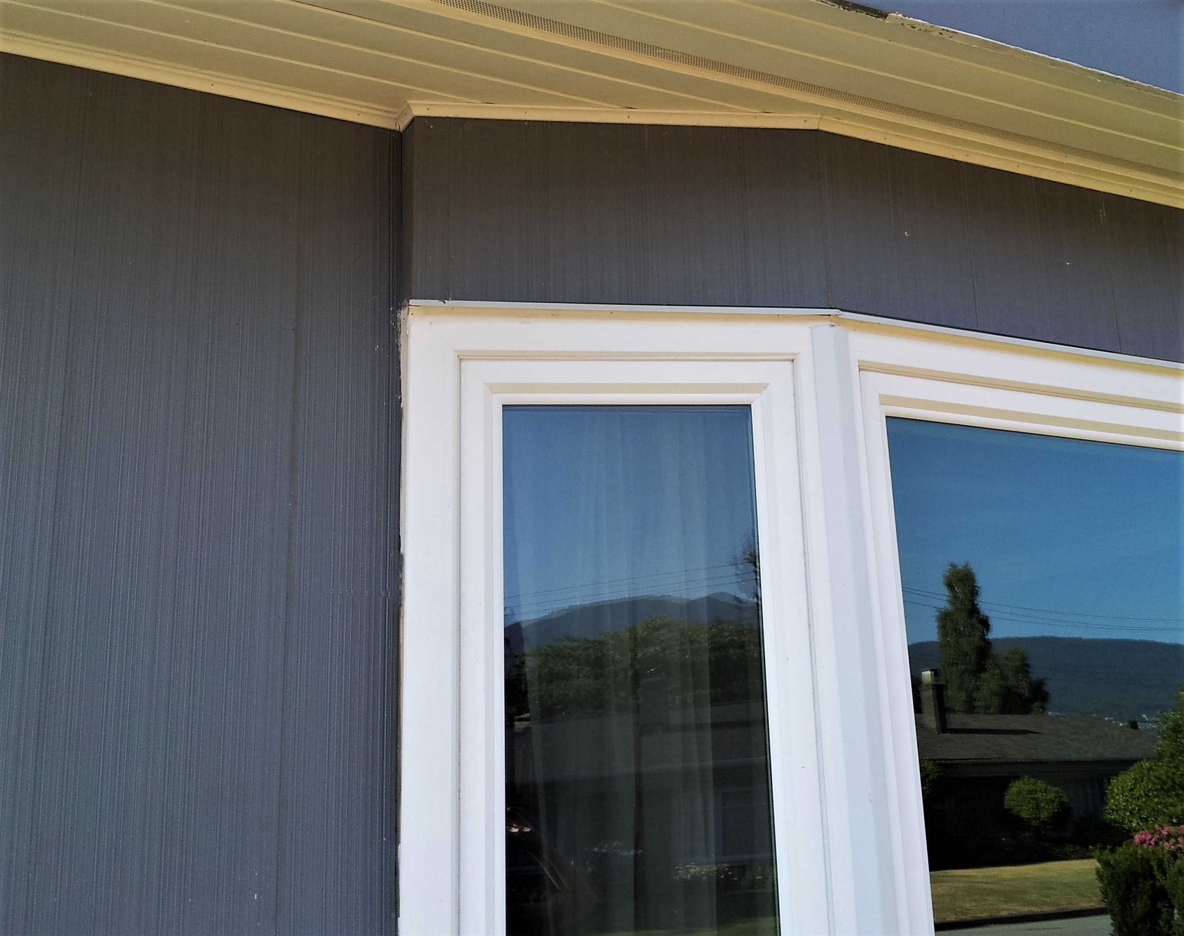 flat panel exterior combed siding