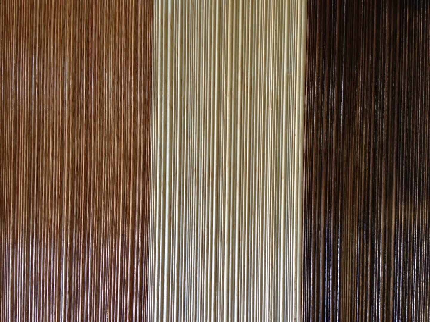 Striated Hardwoods